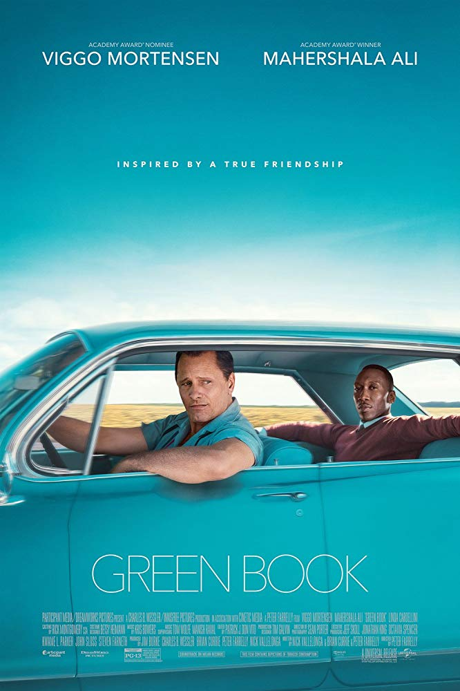 Poster for 'Green Book' (2019)
