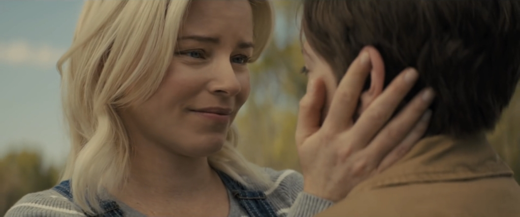 Elizabeth Banks as a loving mum in Brightburn.