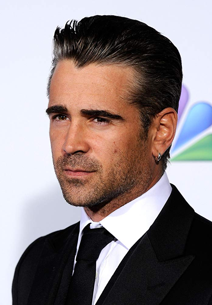 Publicity photo of Colin Farrell