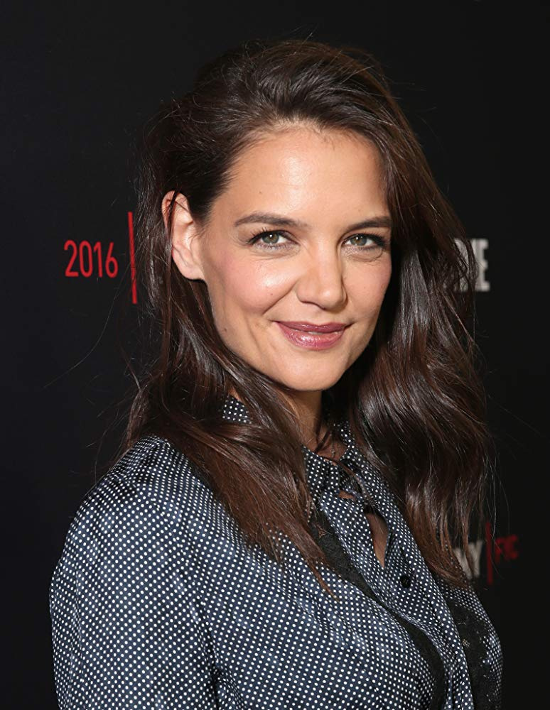 Publicity photo of Katie Holmes