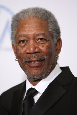 Publicity photo of Morgan Freeman