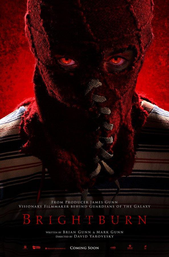 Brightburn 2019 movie poster