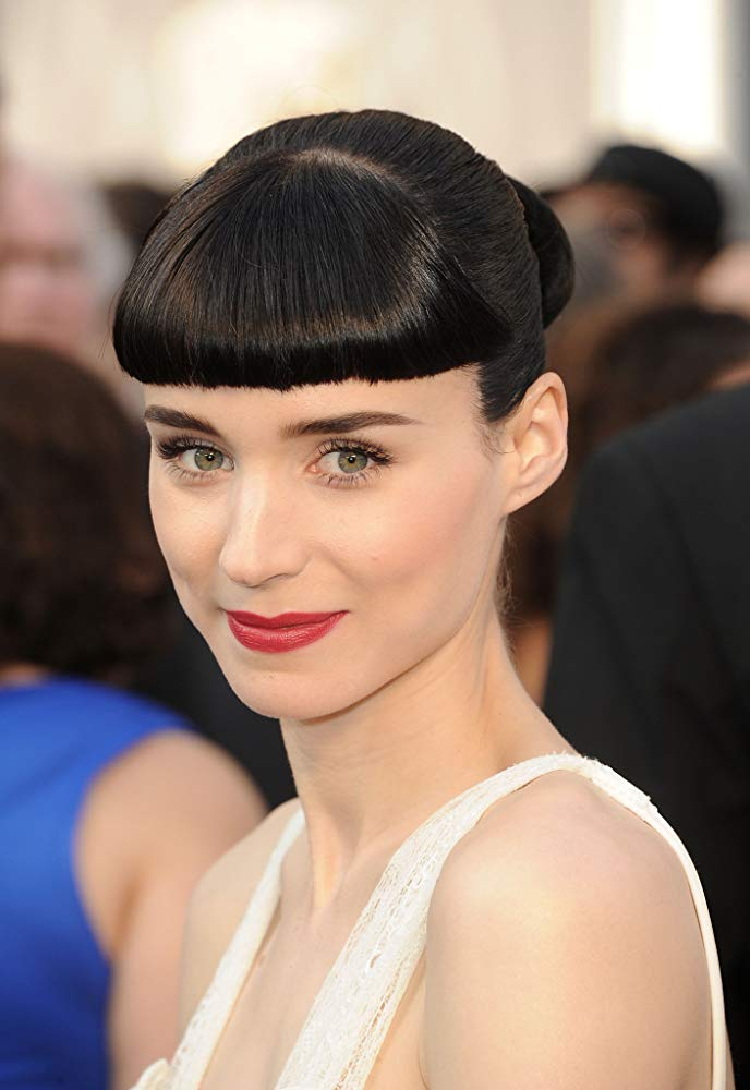 Publicity photo of Rooney Mara