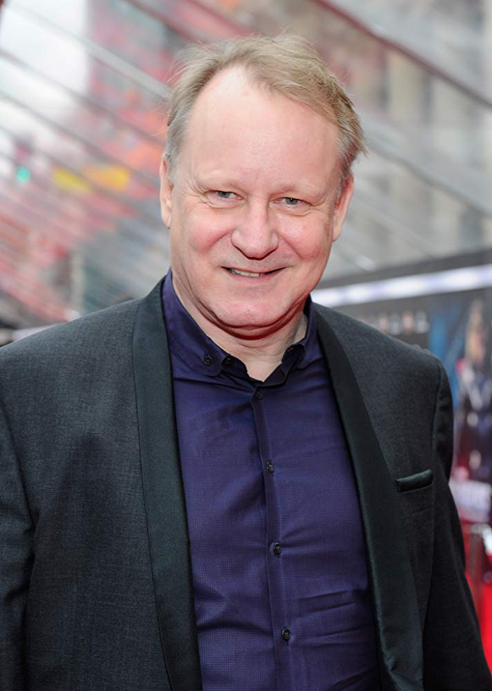 Publicity photo of Stellan Skarsgard