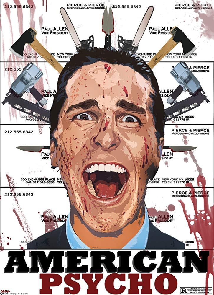'American Psycho' (2000)