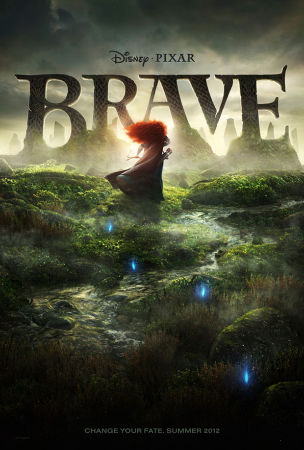 Poster for Brave (2012)