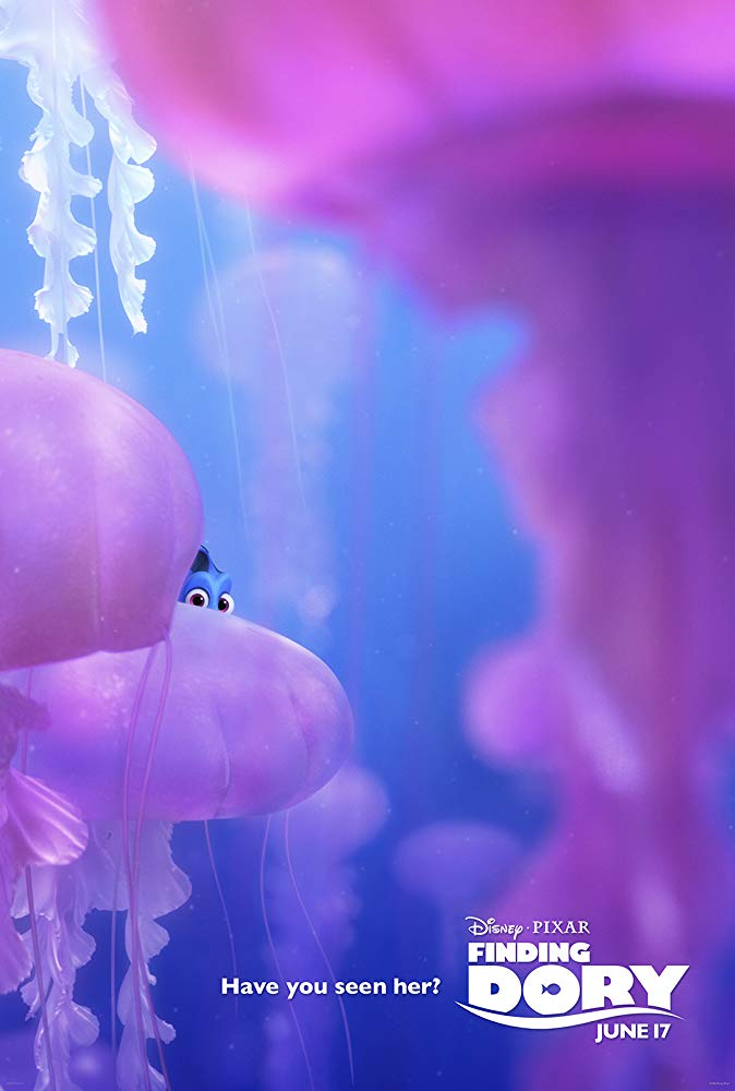 Poster for Finding Dory (2016)