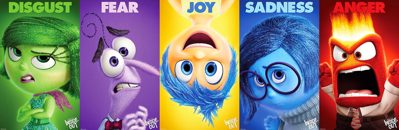 Poster for Inside Out (2015)