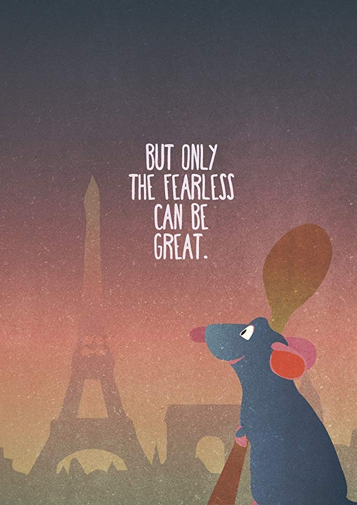 Poster for Ratatouille (2007)