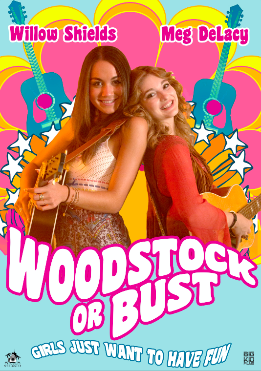 Poster for Woodstock Or Bust (2019)