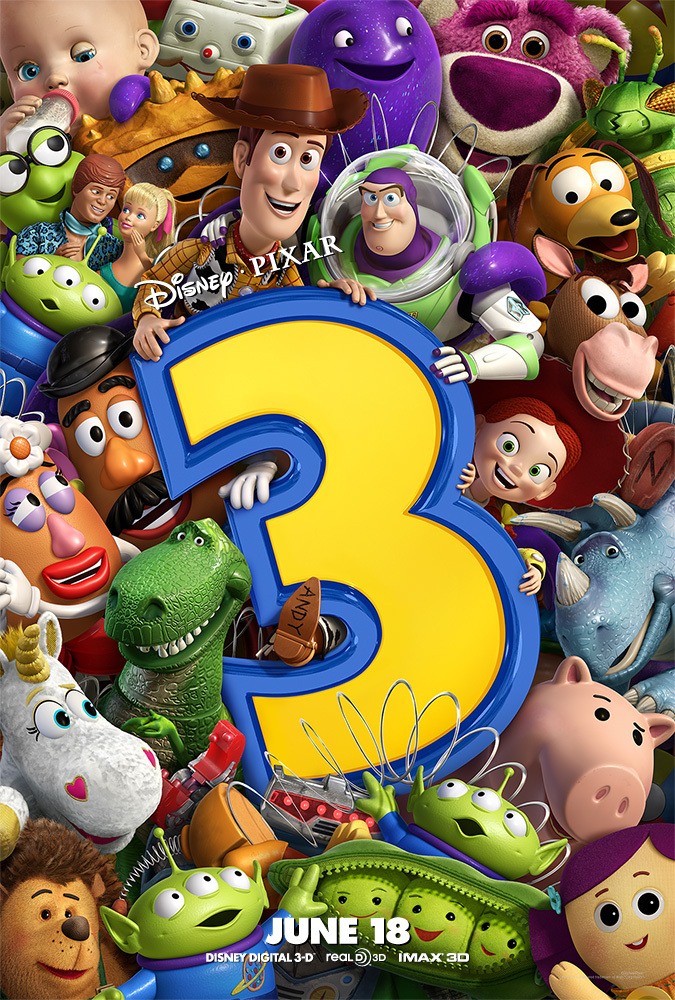 Poster for Toy Story 3 (2010)