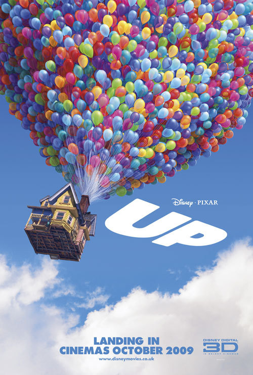 Poster for Up (2009)