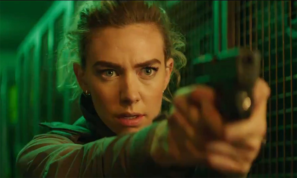 Vanessa Kirby as Hattie Shaw in Fast & Furious presents: Hobbs & Shaw