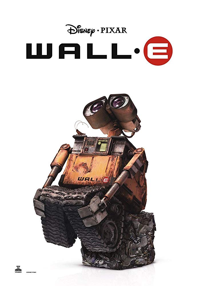 Poster for Wall-E (2008)