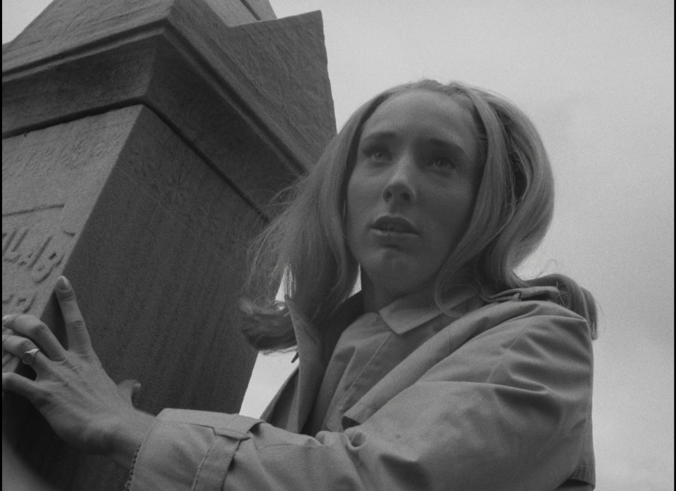Judith O'Dea in the 1968 film 'Night of the Living Dead'.