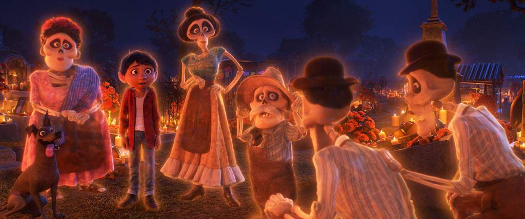 Disney Pixar's 2017 film 'Coco'.