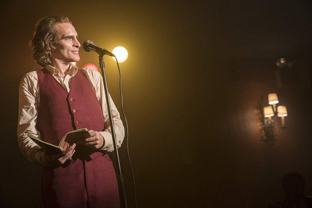 Arthur Fleck (Joaquin Phoenix) - stand-up comedian in 'Joker' (2019)
