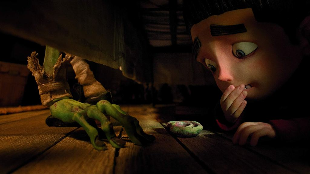 Still from the 2012 movie 'ParaNorman'