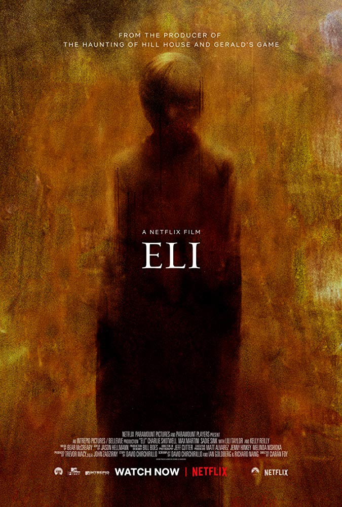 Poster for the 2019 Netflix movie 'Eli'