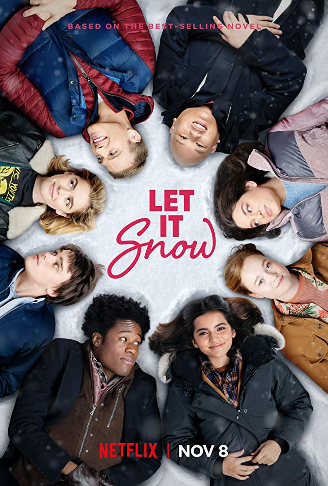 Poster for Netflix movie 'Let It Snow' (2019)
