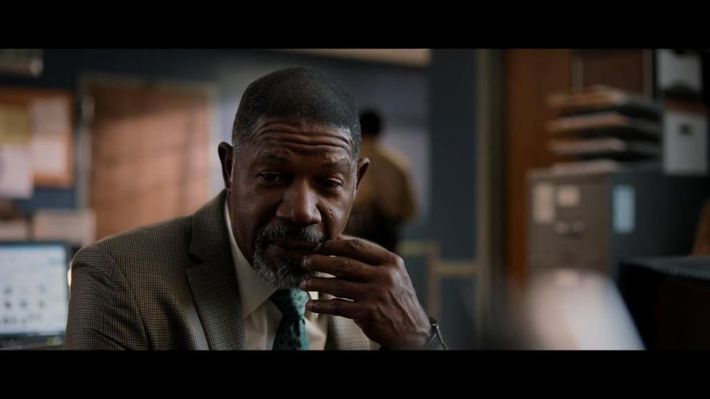 Dennis Haysbert in 'Secret Obsession' (2019)