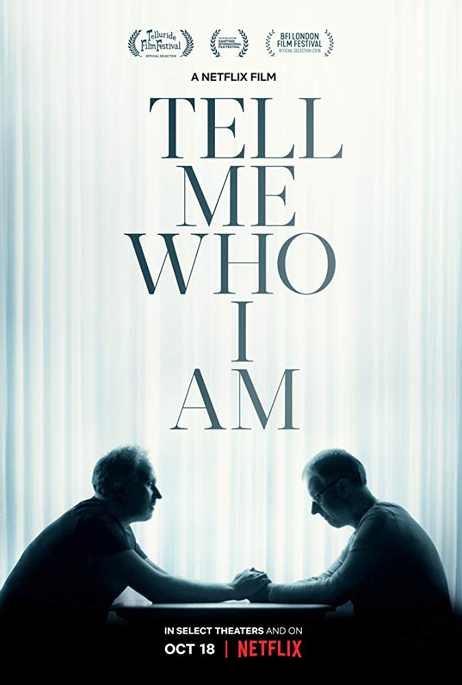 'Tell Me Who I Am' (2019) - Netflix documentary film