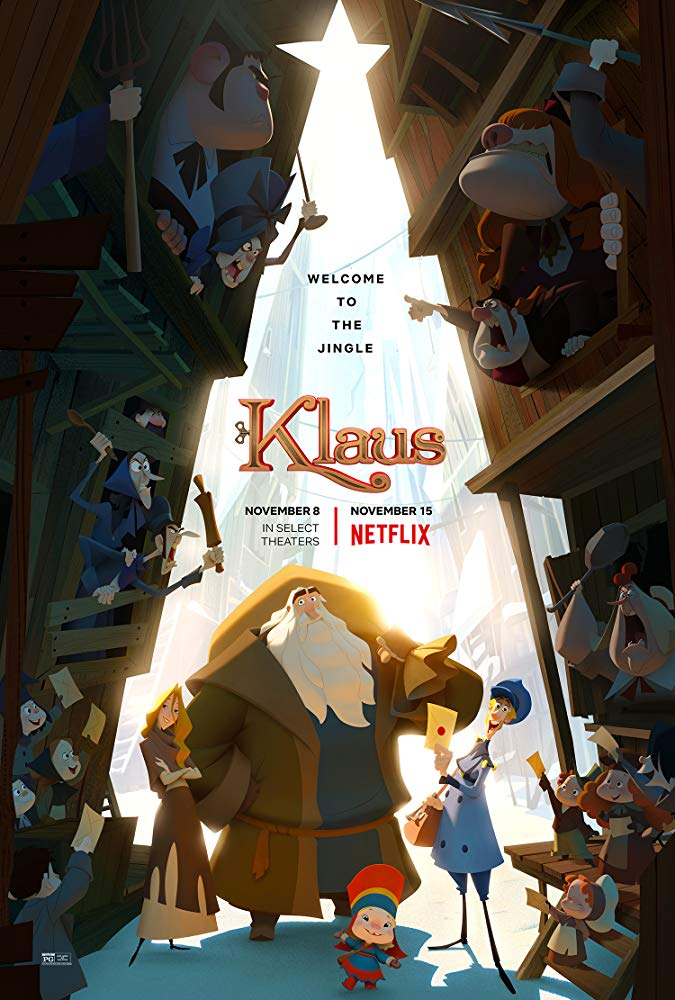 Poster for 'Klaus' (2019)