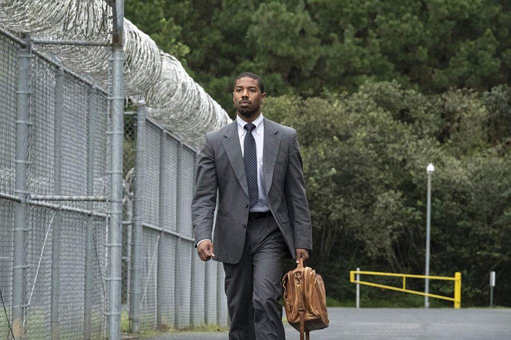 Michael B. Jordan in 'Just Mercy' (2020)
